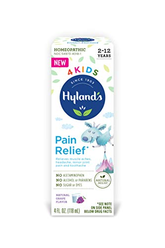 Hyland's Kids Natural Pain Relief R…