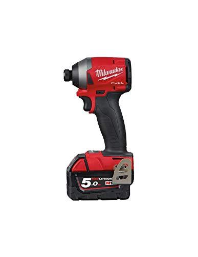 Destornillador de impacto MILWAUKEE M18 Fuel FID2-502X - 2 Baterías 5.0Ah - 1 Cargador 4933464088