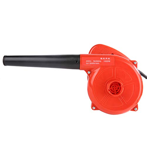 Soplador de aire eléctrico, soplador de polvo eléctrico Speed-1300rpm 1000W, uso de...