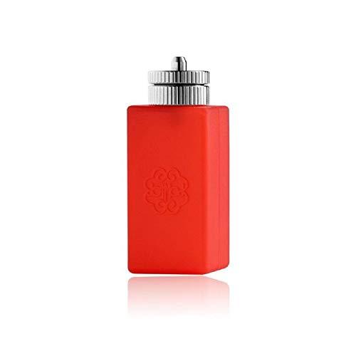 DotMod Ersatzflasche für Box Mod dotSquonk 100 W, 8 ml, aus lebensmittelechtem Silikon, Rot