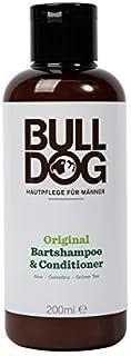 BULLDOG Original 2 in 1 Beard Shampoo & Conditioner, 200ml