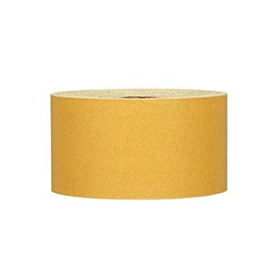 "3M 02595 Stikit Gold 2-3/4"" x 45 Yard P180A Grit Sheet Roll"