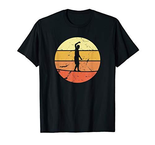 Slackline | Slacken und Slacklinen mit Herz Outdoor T-Shirt