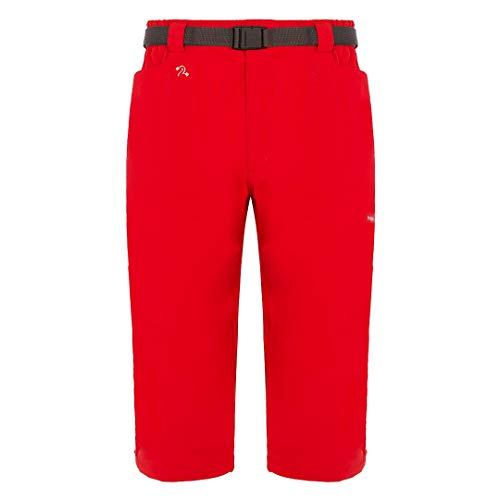 Trangoworld Uleydo Pant. Pirate pour Homme. XXL Rouge Volcan