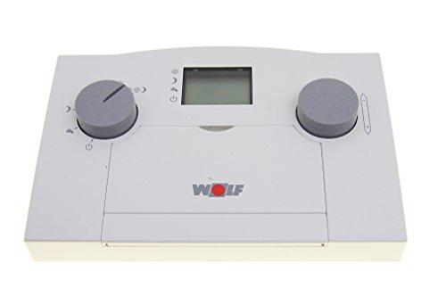 Wolf analoger Raumtemperaturregler ART mit Tagesprogramm.