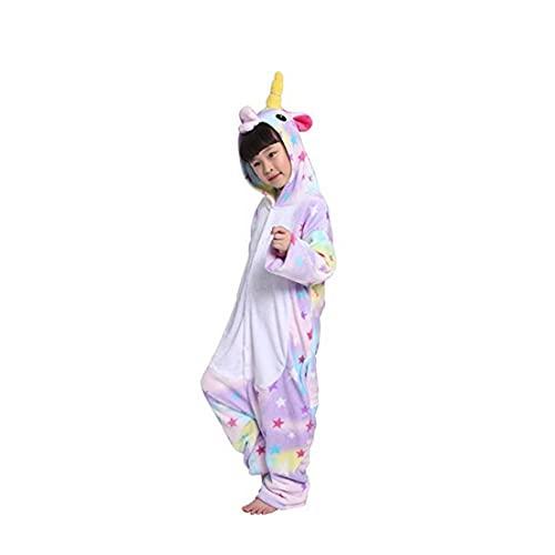 Los niños de dibujos animados pijamas colorida cómoda franela ropa de dormir unisex Casa Ropa S, niños pijamas de dibujos animados mono del pijama pieza de una pieza de ropa de dormir