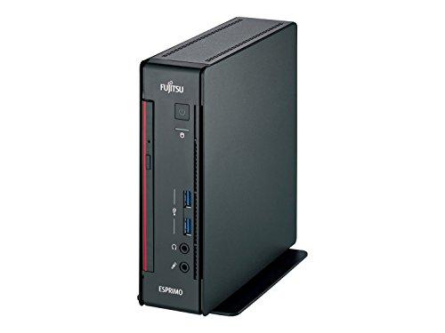 Fujitsu ESPRIMO Q556/2 2.2GHz i5-6400T Mini PC Schwarz Mini-PC, VFY:Q5562PP588DE