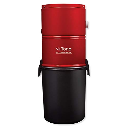Nutone PurePower 550 Air Watts Central Vacuum...