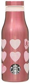 バレンタイン2021ステンレスボトルマーブルハート473ml スターバックス ピンク グロッシー スタバ