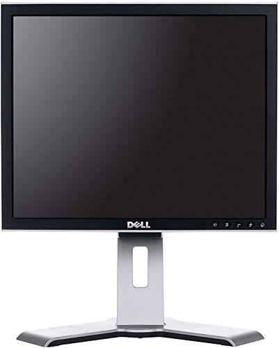 DELL 17 inches LCD TFT Monitor PC Computer Screen 17 Inch (Renewed) VGA Port Only