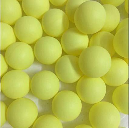 Yoran Bier-Ping-Pong-Ball-sortierte Farbe pp. Tischtennis-Ball-Spiel, das Haustier-Ball 150pcs Lemon-Gelb spielt