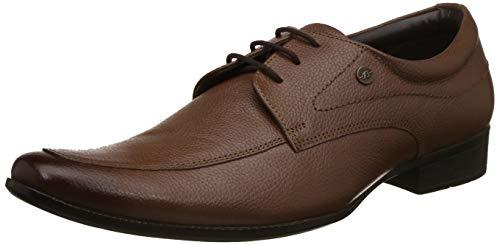 BATA Men Leison Brown Leather Formal Shoes-8 UK (8244641)