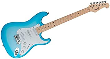 Monoprice Cali Classic Electric Guitar With Gig Bag