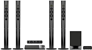 Sony 3D Blu-Ray Home Theater Systems - Black, Bdv-N9200W