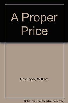Hardcover A Proper Price Book