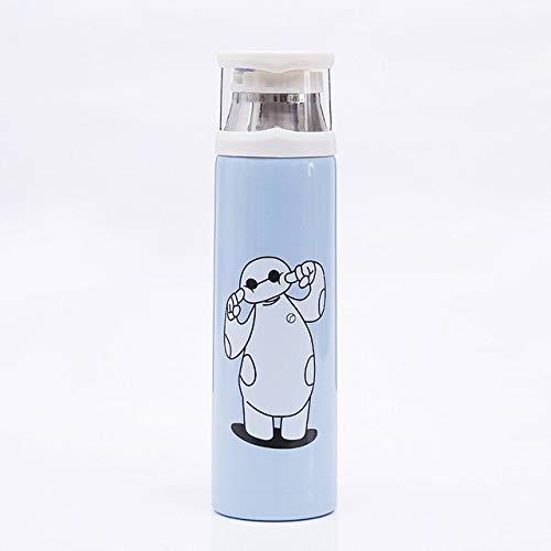 Wgath Dubbelwandige Roestvrijstalen Thermosfles Voor Waterzuiger Leuke Thermomok Kerst Voor Kinderen Koppel Gift Thermosflessen Thermosflessen