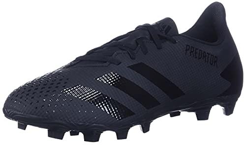 adidas Predator 20.4 FxG Core Black/Core Black/Dark Grey Heather Solid Grey 10 D (M)