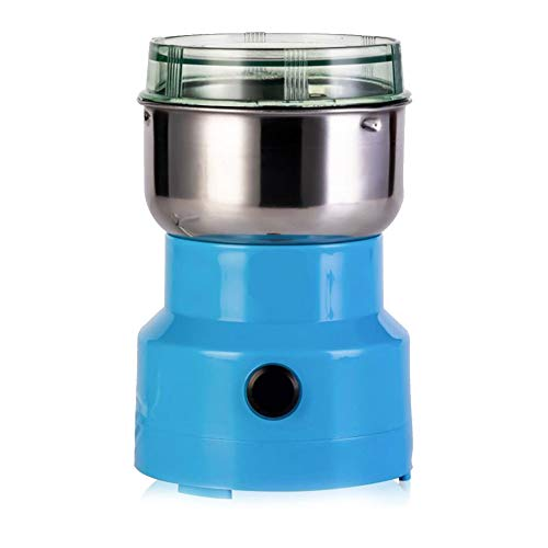 Multifunction Electric Smash Machine,Electric Coffee Bean Milling Smash Machine,Household Electric Cereals Grain Seasonings Spices Milling Machine Grinder for Daily Use.