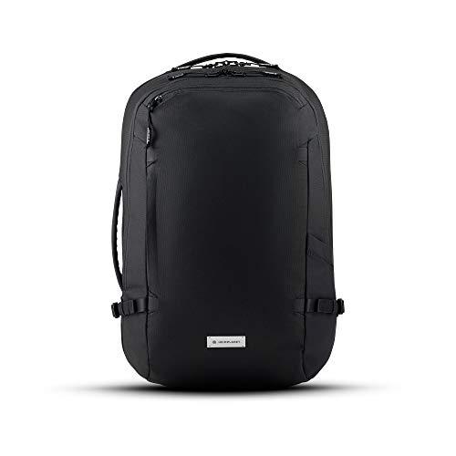 HEIMPLANET Original | Transit Line TRAVEL Pack 34L | Wasserfester Rucksack mit Laptopfach und Clamshell Öffnung | Hochwertiges DYECOSHELL Material | Unterstützt 1% for The Planet