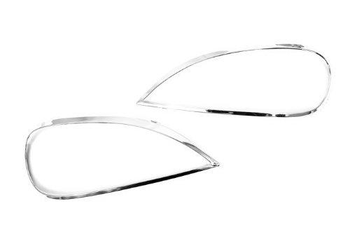 Autochrome Cache phare chromé pour Merecedes Benz W163 Classe ML