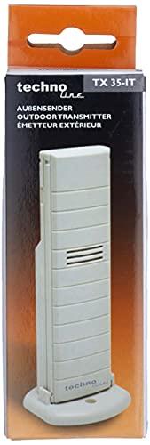 Technoline TX 35-IT, Temperatursender, Außensender, Ersatzsender, Zubehör, 868 MHz