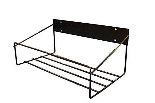 Tcd Parts Inc Open Wall Mount Storage Shelf for Garage or Home Storage