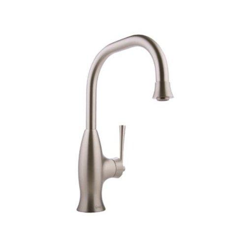 Graff G-4830-SN Bollero Kitchen Pull Down Faucet, Steelnox