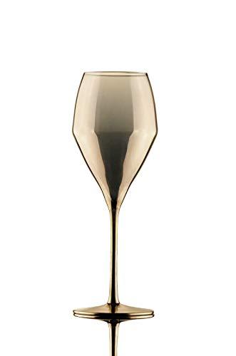 Copa de vino de cristal transparente, copa de cóctel, copa de champán, juego de 6 unidades.