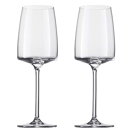 【正規輸入品】 ZWIESEL(ツヴィーゼル) ワイングラス センサ 363ml 2個セット 食洗機対応 121226 クリア