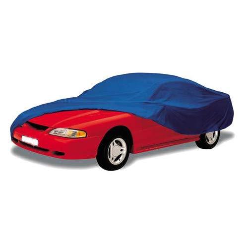 EMMEA Telo Copri Auto Felpato Compatibile con Volkswagen Fox 3P 05  10 COPRIAUTO Cover Impermeabile Anti Strappo Lavabile E AntiGraffio
