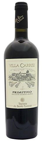 Primitivo Rosso IGP Salento, Tenute Al Bano Carrisi - 750 ml