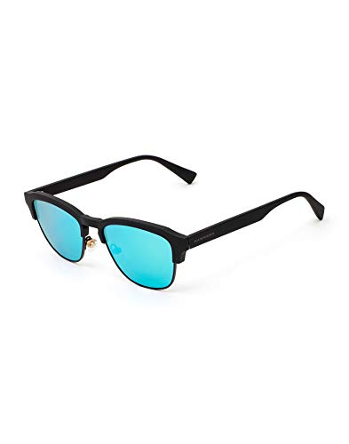 HAWKERS New Classic Gafas de sol, Azul, One Size Unisex Adulto