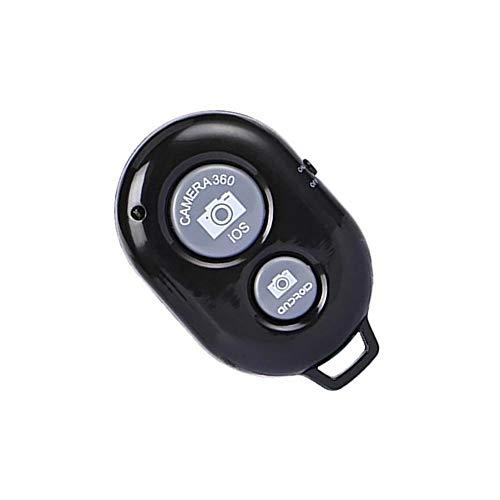Control Remoto Inalámbrico Del Obturador De La Cámara Bluetooth Para Teléfonos Inteligentes,...