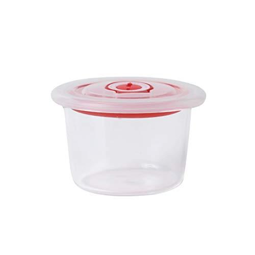 Tazza mug Cristallo trasparente bere succo di bicchieri for acqua Bevande Dessert Latte Caramel Pudding tazza for il forno con il coperchio