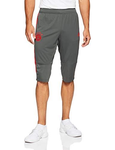 adidas - Fußball-Hosen für Herren in Utility Ivy/Red, Größe M