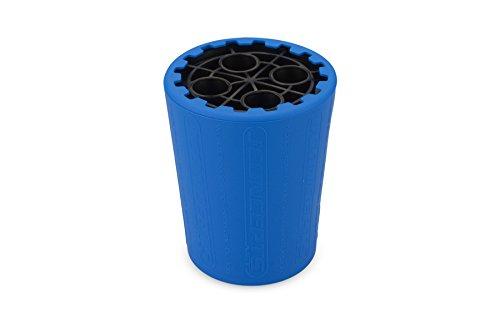 Unbekannt jconcepts – Exo étage Stand and Container – Black/Blue conteneurs de Vue
