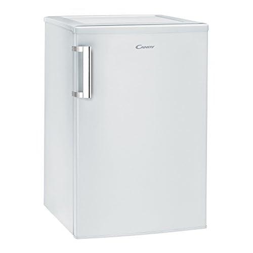 Candy CCTUS 542WH Mini Congelatore Verticale a Cassetti, 91 Litri, Monoporta, Temperatura Regolabile, Porta Reversibile, Silenzioso, Libera Installazione, 55x58x85 cm, Bianco