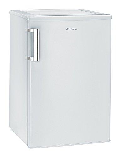 Candy CCTUS 542WH Congelatore Verticale a Cassetti, 91 Litri, Monoporta, Temperatura Regolabile, Porta Reversibile, Silenzioso, Libera Installazione, 55x58x85 cm, Bianco