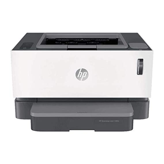 HP Neverstop Laser Tank Direct 1000n Single Function (Print Only, Black)