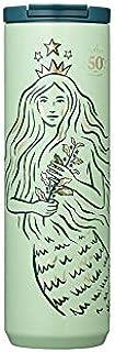 Starbucks スターバックス 2021 SS ステンレス 50th アニバーサリー スカーレット タンブラー 21 SS 50th Anniversary scarlet tumbler 473ml(16oz) 海外限定品 日本未発売 ス...