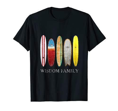 Longboard, idéal pour les amateurs de surf T-Shirt