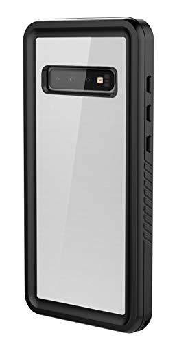Preisvergleich Produktbild Black Rock 360° Hero Case Black kompatibel mit Samsung Galaxy S10 [2090TST02]
