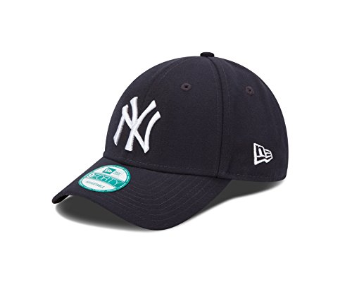 New Era 9Forty MLB The League New York Yankees Kappe, Blau, One Size