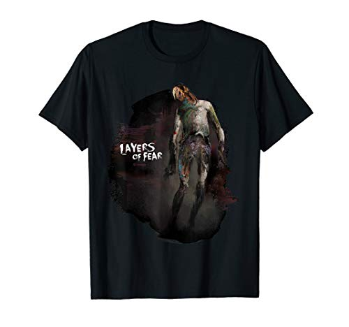 Layers of Fear Monster T-Shirt