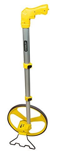Stanley 1-77-174 MW40M Petite roue de mesure, Noir/jaune, 318 mm