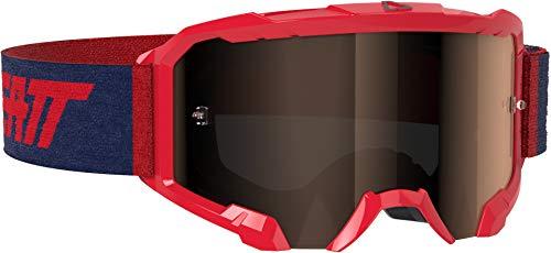 Leatt Crossbrille Velocity 4.5 IRIZ Rot