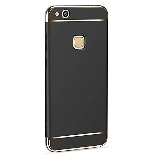 Caler ® Funda Compatible/Reemplazo para Huawei P10 Lite Funda, Carcasa rígida Antigolpes...