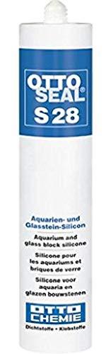 Otto Chemie OTTOSEAL Silikon S-28 310ML C04 SCHWARZ - 7028404