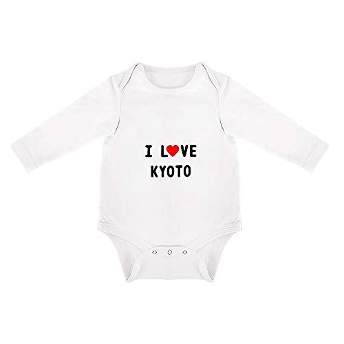 DKISEE Mono de algodón Suave de Manga Larga para bebés niñas o niños Triangulares para bebés de 0 a 24 Meses Blanco Patrón 85 6 Mes