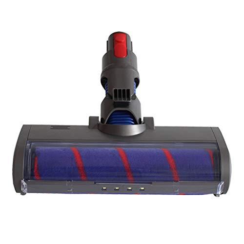 WUYANZI Pincel de Piso eléctrico Esponjoso Ajuste para Dyson V7 V8 V8 V11 VAPA Cafila DE AUMIENTE Pincel de Rodillo Suave Herramienta de Limpieza Herramienta de Limpieza